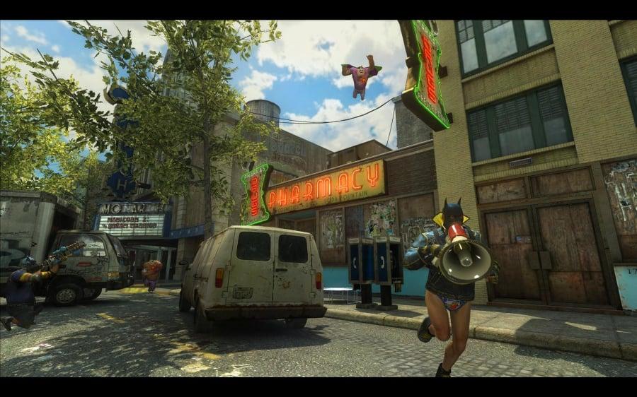 Gotham City Impostors Review - Screenshot 1 of 3