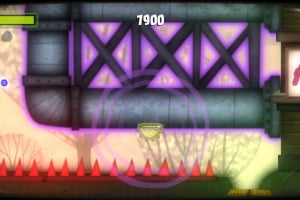 Tales from Space: Mutant Blobs Attack Screenshot
