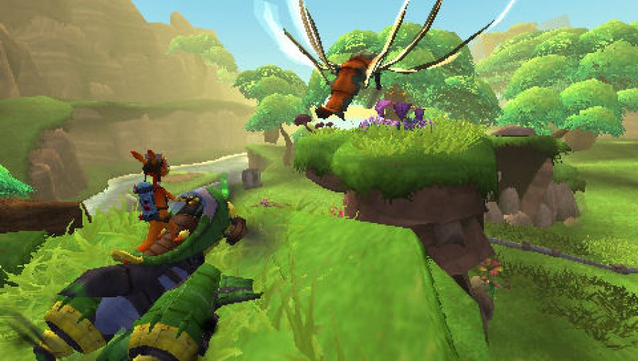 Daxter Review - Screenshot 3 of 4