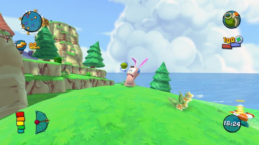 Worms Ultimate Mayhem Review - Screenshot 4 of 4