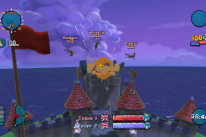 Worms Ultimate Mayhem Screenshot