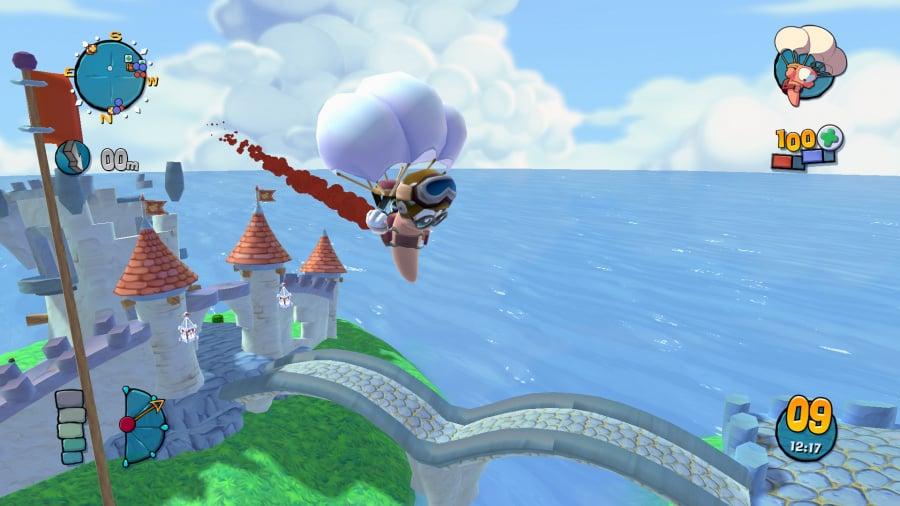 Worms Ultimate Mayhem Review - Screenshot 2 of 4