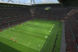 Rugby World Cup 2011 Screenshot