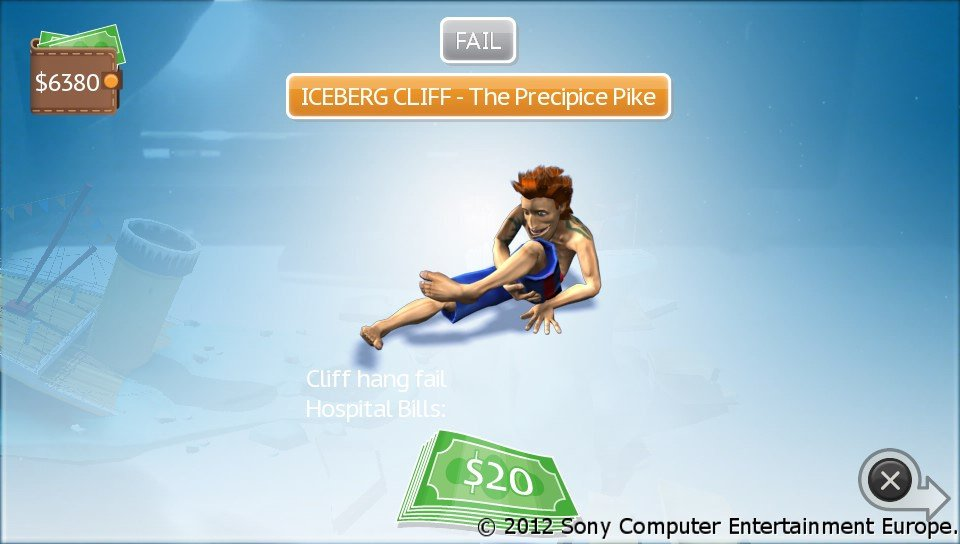 Cliff Diving Review Ps Vita Push Square