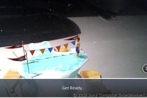 Cliff Diving Screenshot