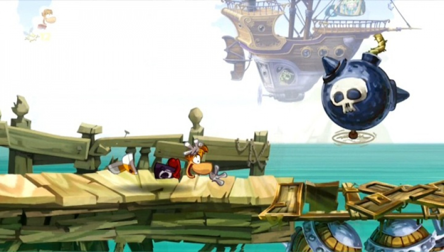 Rayman Origins Review - Screenshot 4 of 4
