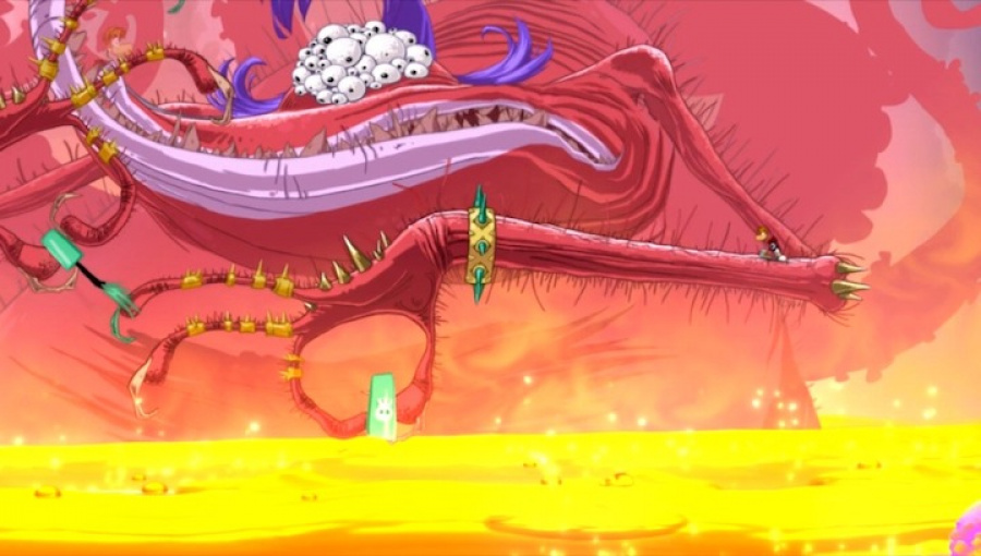 Rayman Origins Review - Screenshot 3 of 4