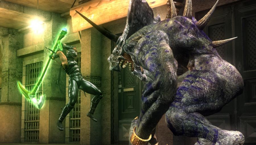 Ninja Gaiden Sigma Plus Review - Screenshot 2 of 4