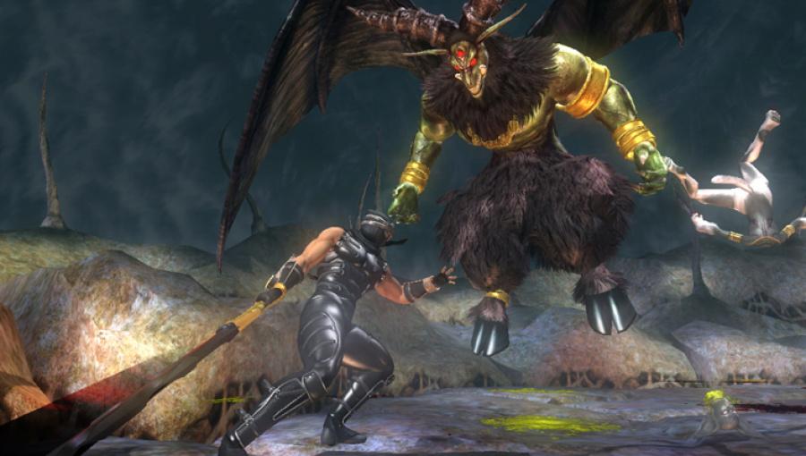 Ninja Gaiden Sigma Plus Review - Screenshot 3 of 4