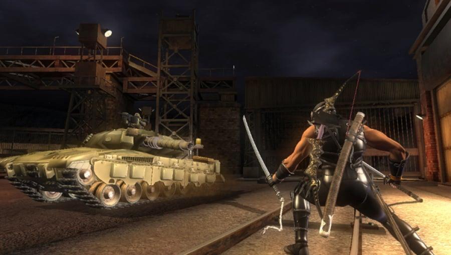 Ninja Gaiden Sigma Plus Review - Screenshot 4 of 4