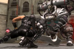 Ninja Gaiden Sigma Plus Screenshot