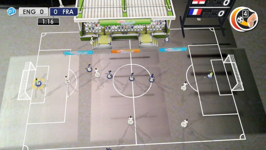 Table Soccer Review - Screenshot 1 of 3
