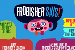 Frobisher Says Screenshot