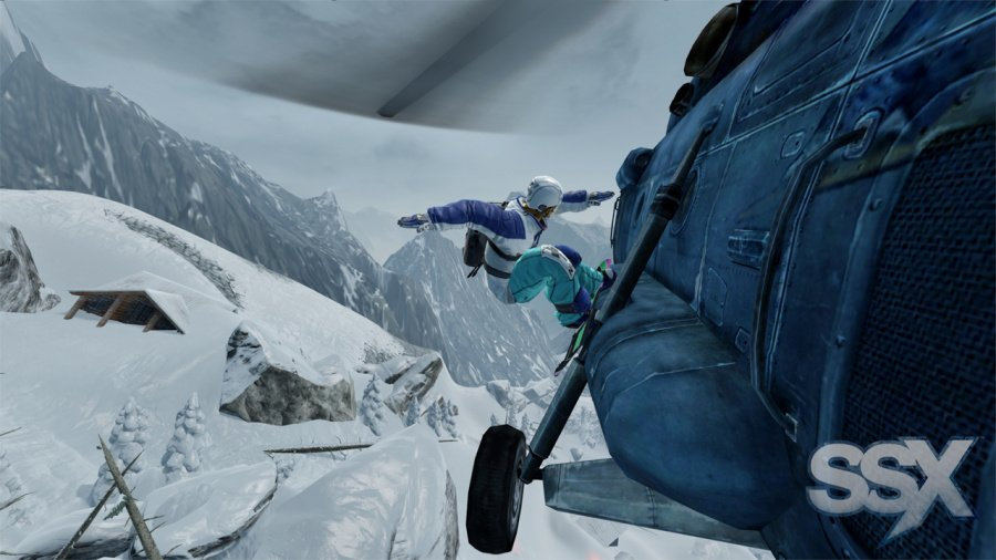 SSX Review - Screenshot 3 of 4