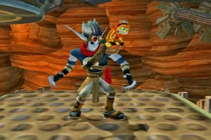 Jak & Daxter Collection Screenshot