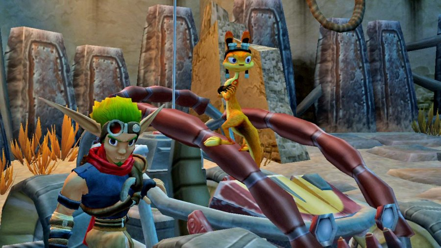 Jak & Daxter Collection Review - Screenshot 5 of 6
