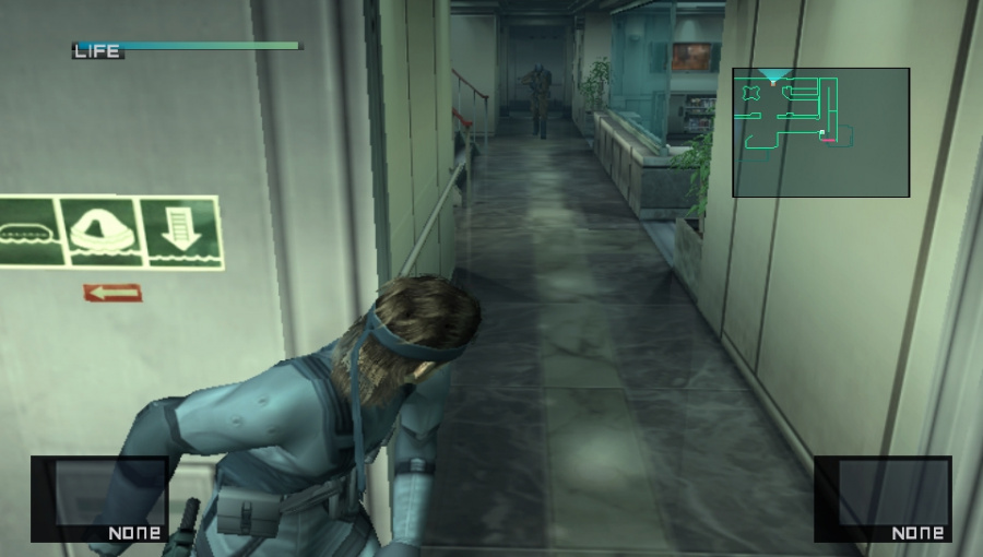Metal Gear Solid HD Collection Review - Screenshot 2 of 5