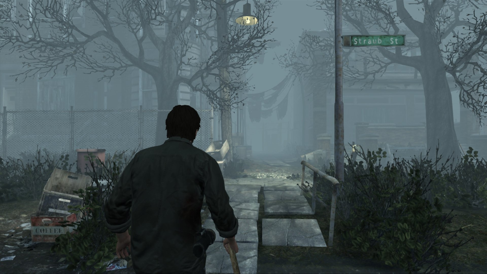 Home Security Ratings >> Silent Hill Downpour (PS3 / PlayStation 3) Game Profile | News, Reviews, Videos & Screenshots