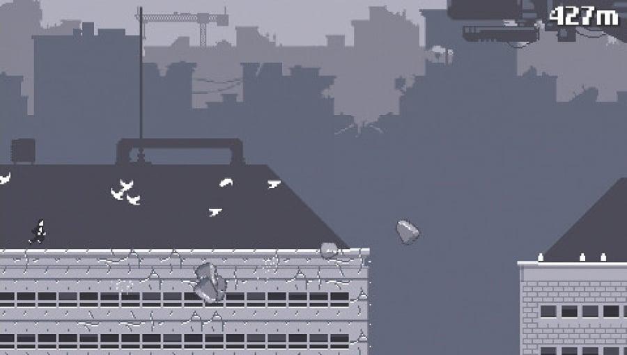 Canabalt Review - Screenshot 3 of 3