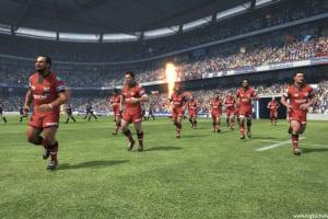 Jonah Lomu Rugby Challenge Screenshot