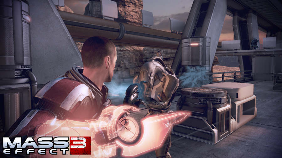 Mass Effect 3 Review - Screenshot 2 of 6