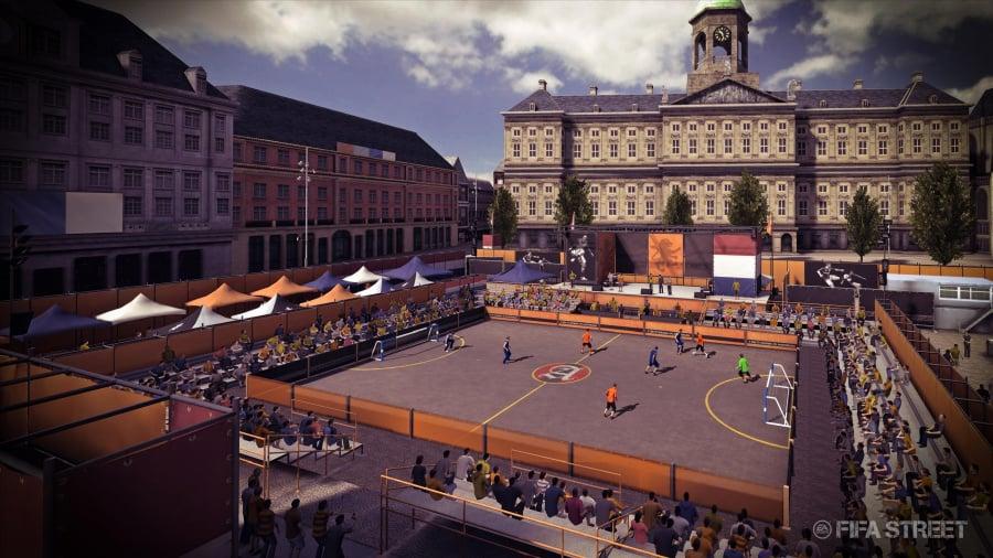 FIFA Street Review - Screenshot 2 of 6
