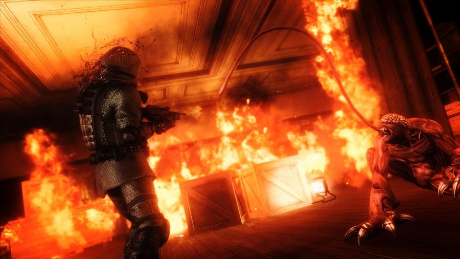 Resident Evil: Operation Raccoon City Review - Screenshot 2 of 6