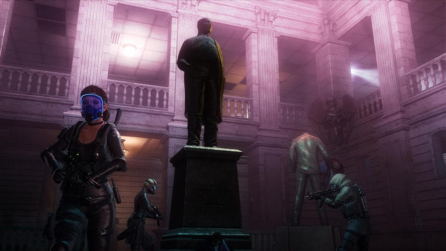 Resident Evil: Operation Raccoon City Review - Screenshot 1 of 6