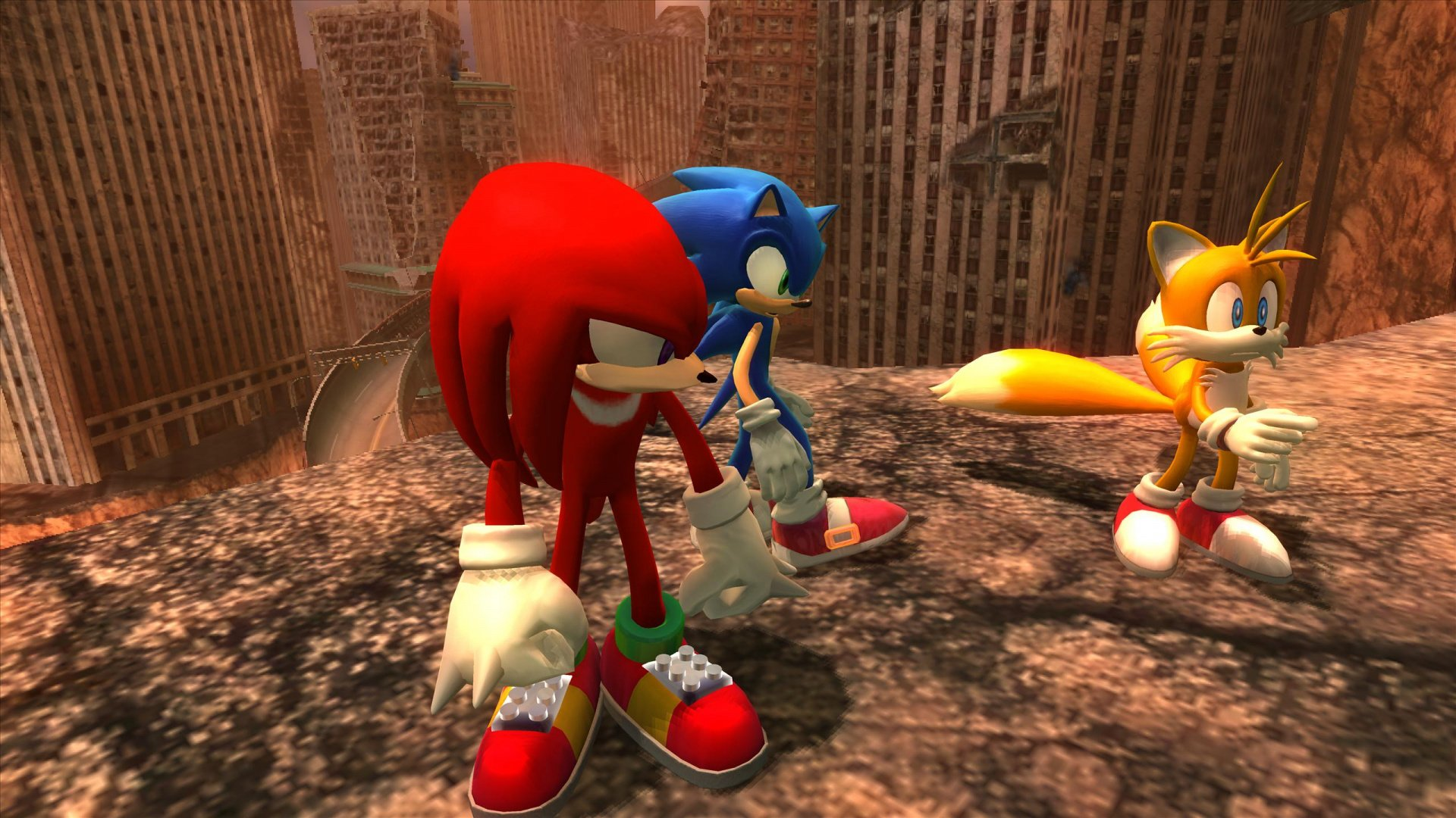 Sonic The Hedgehog (PS3 / PlayStation 3) Game Profile
