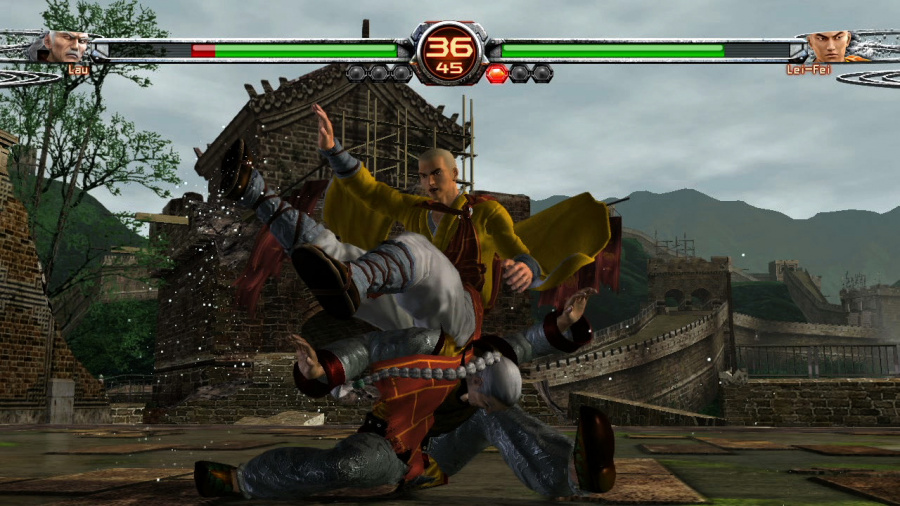 Virtua Fighter 5 Final Showdown Review - Screenshot 4 of 5