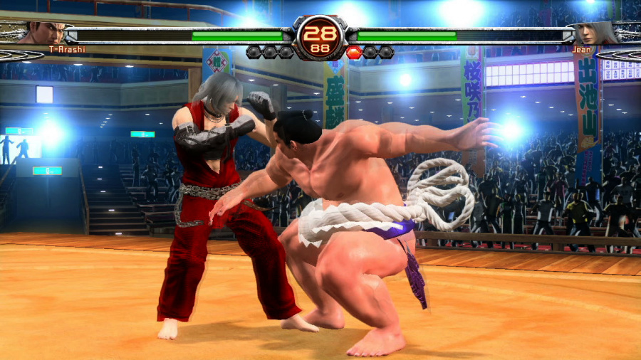 Virtua Fighter 5 Final Showdown Review - Screenshot 1 of 4