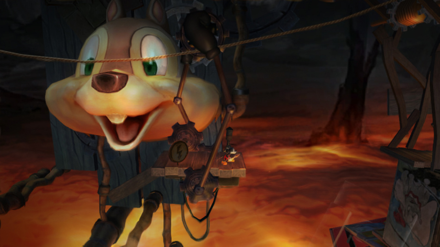 Disney Epic Mickey 2: The Power of Two Review - Screenshot 3 of 3