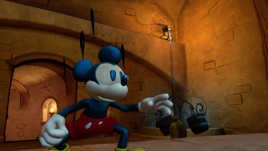 Disney Epic Mickey 2: The Power of Two Review - Screenshot 2 of 3