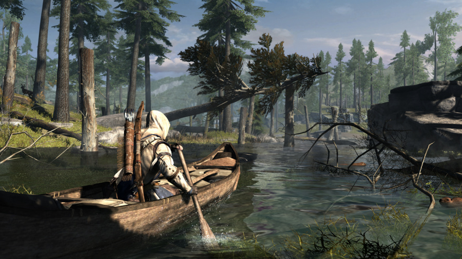 Assassin's Creed III Review - Screenshot 2 of 7