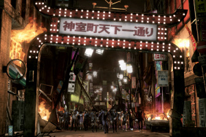 Yakuza: Dead Souls Screenshot