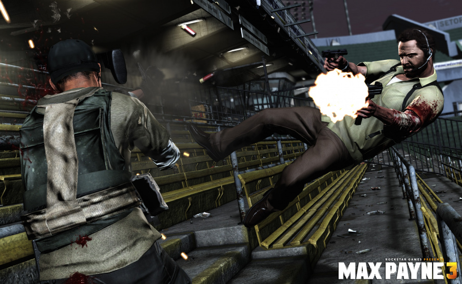 Max Payne 3 Review - Screenshot 3 of 5