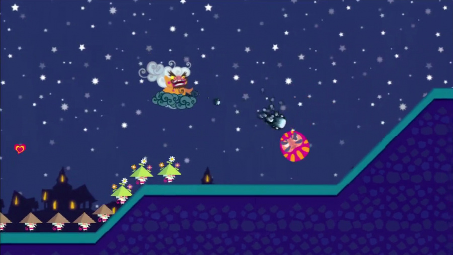 Floating Cloud God Saves the Pilgrims Review - Screenshot 3 of 4