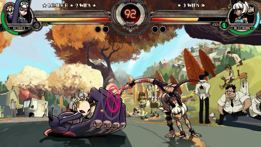 Skullgirls Review - Screenshot 1 of 3