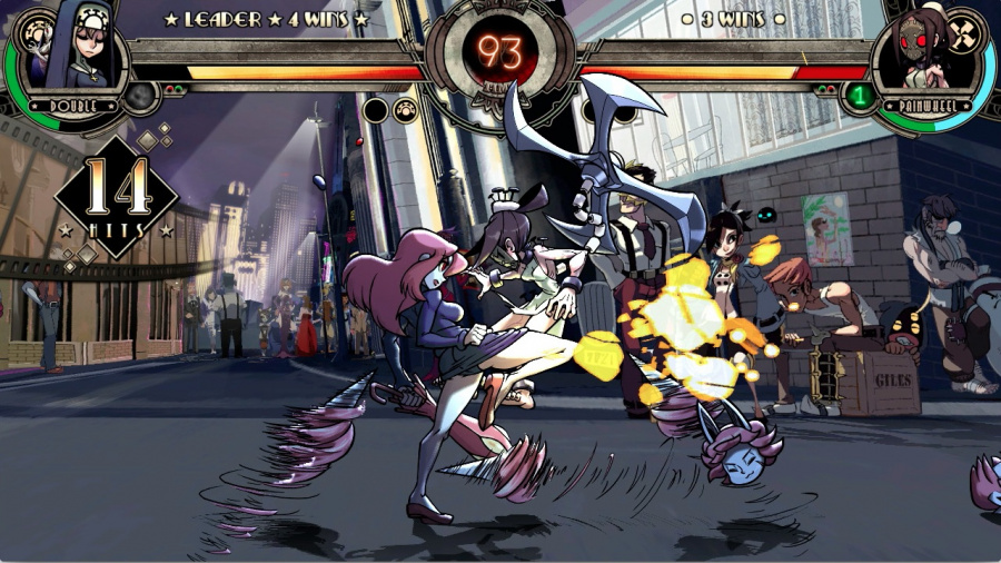 Skullgirls Review - Screenshot 4 of 4