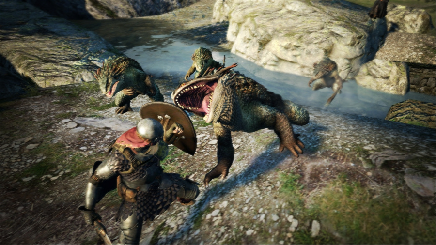 Dragon's Dogma Review - Screenshot 1 of 4