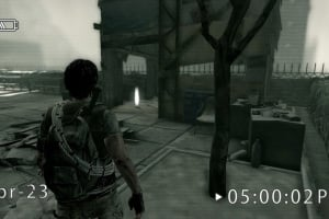 I Am Alive Screenshot