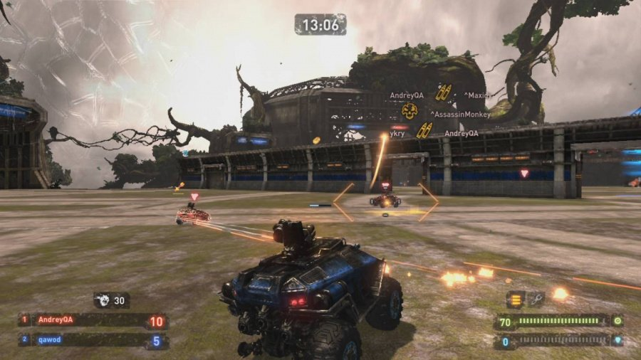 Wheels of Destruction Review - Screenshot 1 of 4