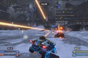Wheels of Destruction Screenshot