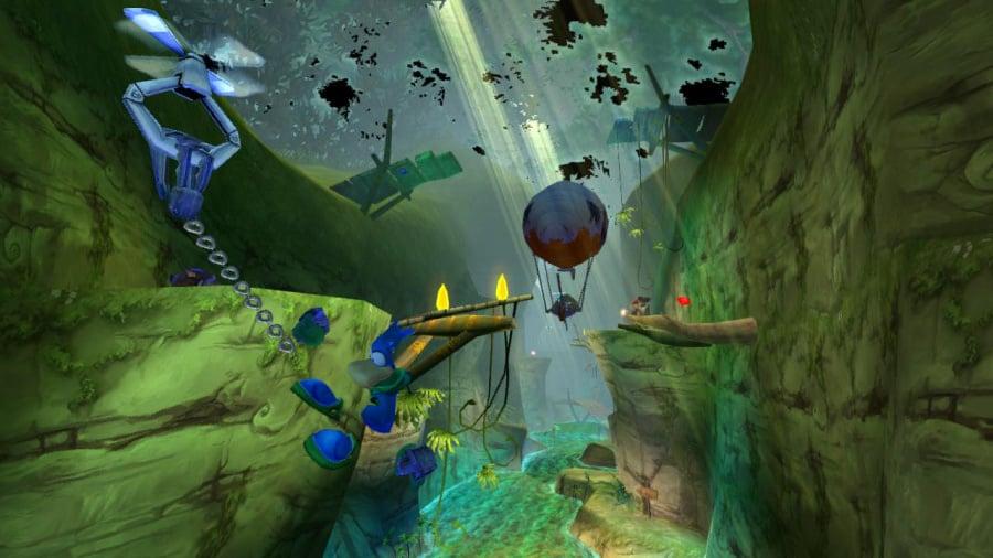 Rayman 3 HD Review - Screenshot 4 of 4
