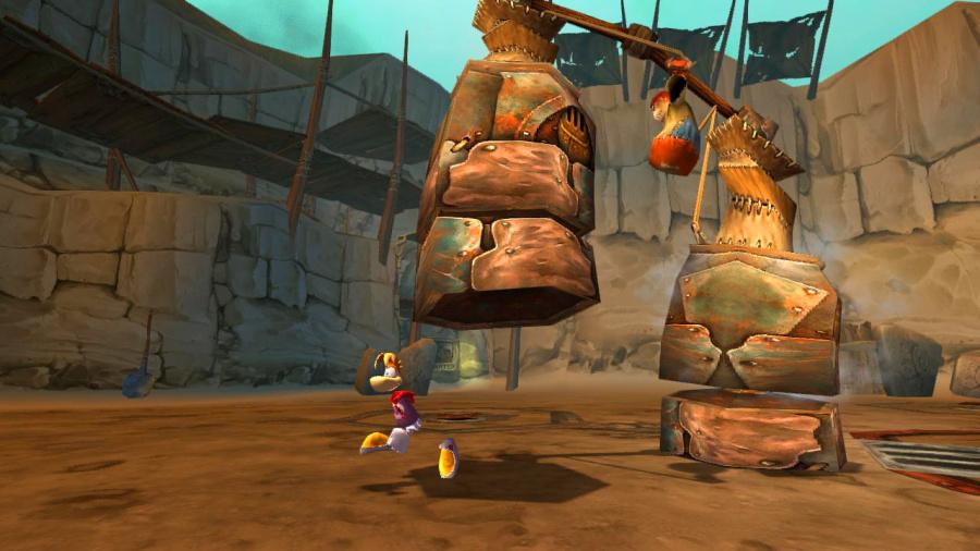 Rayman 3 HD Review - Screenshot 1 of 4