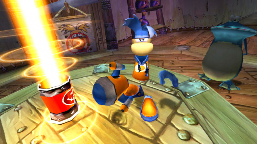 Rayman 3 HD Review - Screenshot 3 of 4