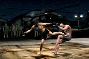 Supremacy MMA: Unrestricted Screenshot
