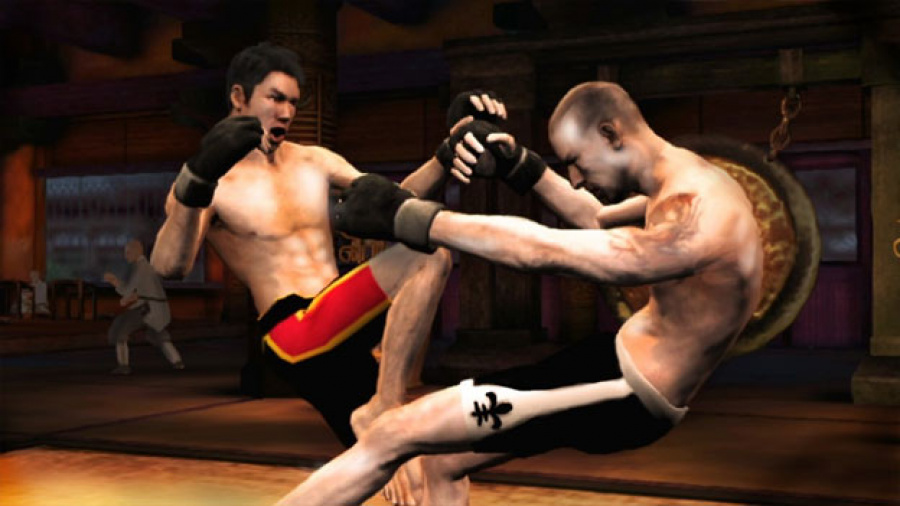 Supremacy MMA: Unrestricted Review - Screenshot 3 of 4
