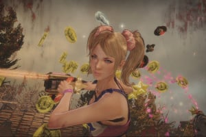 Lollipop Chainsaw Screenshot