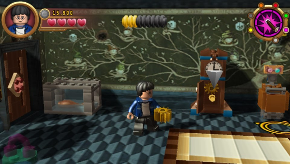 Lego Harry Potter Years 5 7 Review Ps Vita Push Square